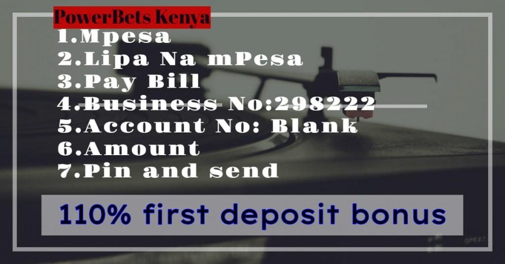 powerbet deposit