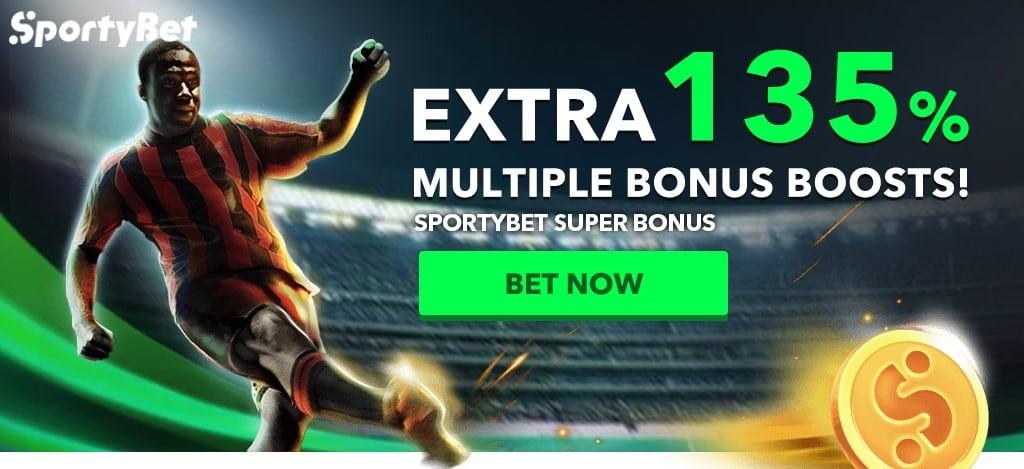 sportybet bonus