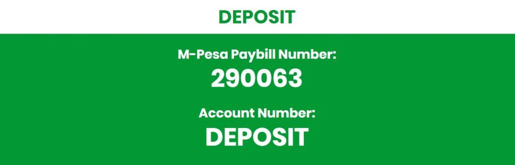 shabiki deposit
