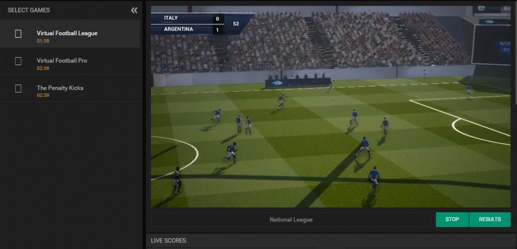 virtual sport