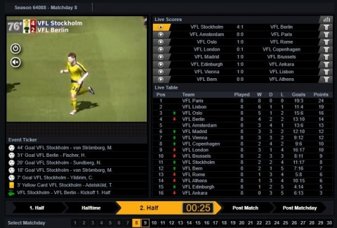 Virtual Sports Betting in Kenya