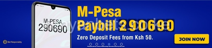 betking paybill number